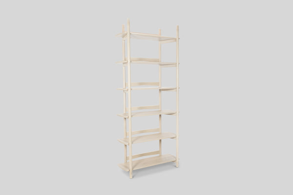Sun at Six Mora Bookcase (Nude)