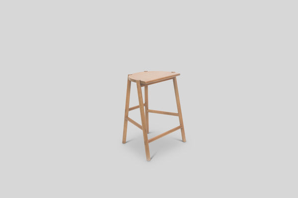 Sun at Six Moon Counter Stool (Sienna)