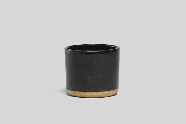"Norden 5"" Planter (Black Speckle)"