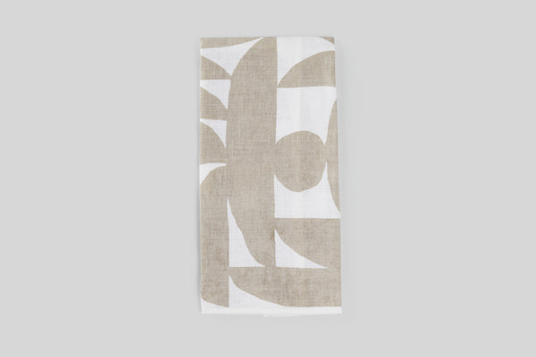Norden Hudson Tea Towel (Natural)