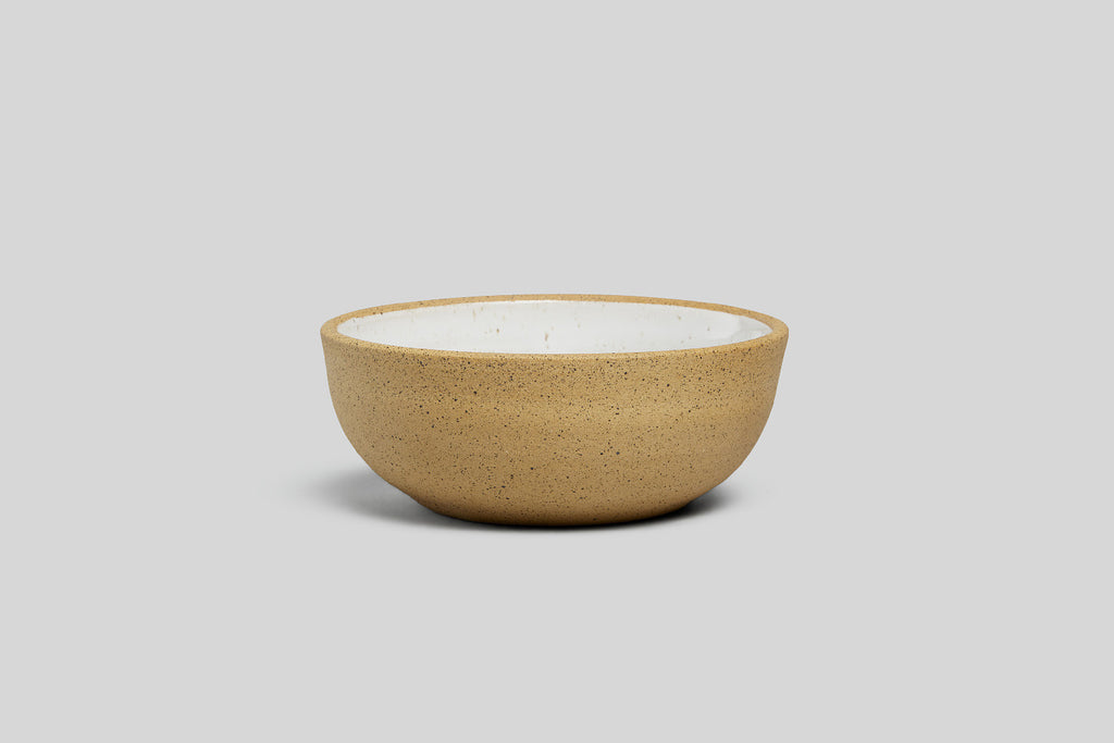 "Norden 6"" Bowl (White Speckle)"