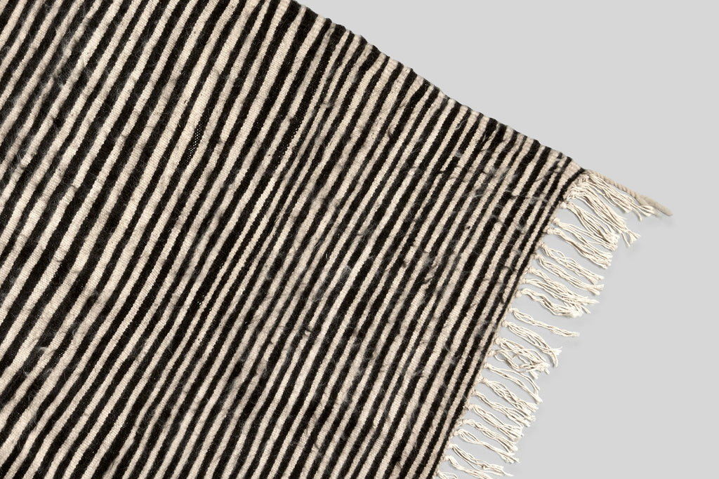 Norden Striped Wool Rug