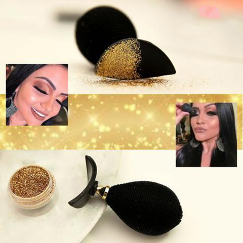 New Arrival Smoky Eyeshadow Applicator Stamp Silicon eyeshadow stamp crease popular perfact make up tool Easy to Makeup