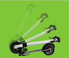 10 inch Folding Electric Bicycle for Adults Electric Scooter Foldable 500W Foldable Scooter Foldable Electric Scooter with Seat