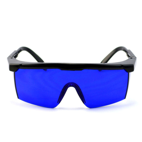 Mayitr Professional Golf Ball Finder Glasses Eye Protection Golf Accessories Blue Lenses Sport Glasses With Box