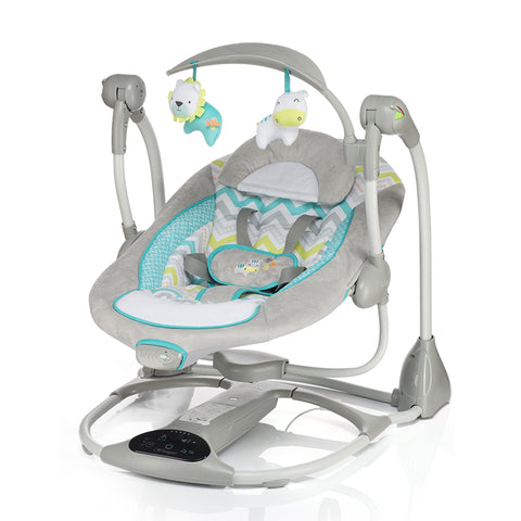 ... Moonlight Baby Sleeper Baby Swing Electric Cradle Rocking Chair  Vibration With Music ...