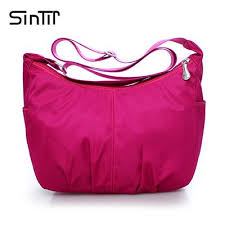 SINTIR Waterproof Nylon Women Messenger Bags Casual Clutch Carteira Vintage Hobos Ladies Handbag Female Crossbody Shoulder Bags