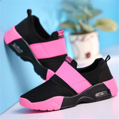 2017 Size 35-44 Lovers Running shoes for Women Sneakers shoes Air cushion Sports Shoes Wedge Breathable Outdoor Walking Jogging