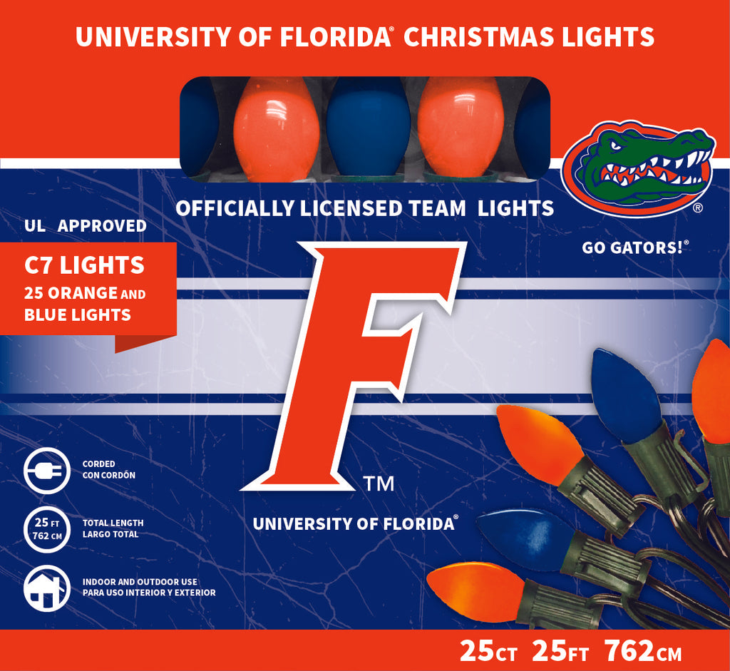 University of Florida Christmas Lights