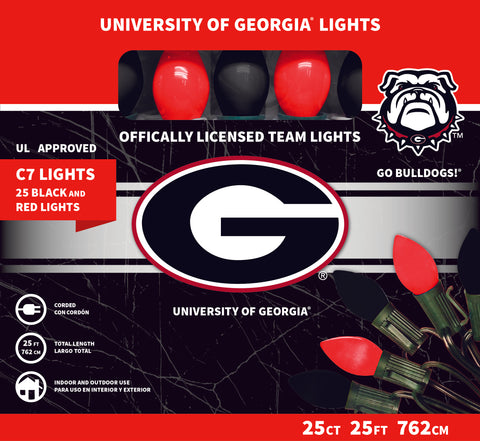 University of Georgia Lights