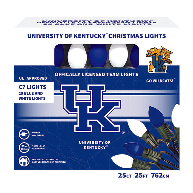 University of Kentucky Christmas Lights
