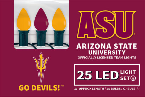 Arizona State LED Lights