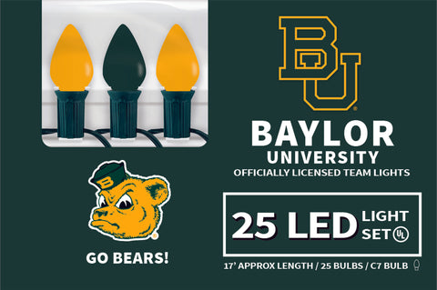 Baylor LED Lights