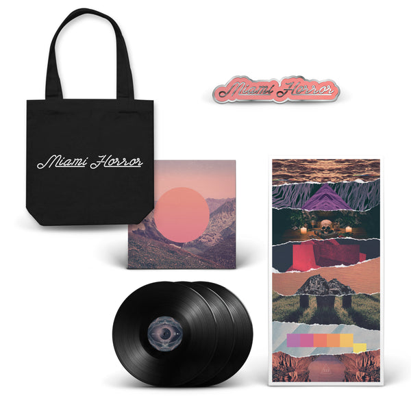 Illumination - 10 Anniversary Edition Vinyl, Tote Bag, and Pin Bundle