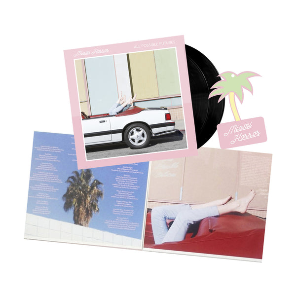 ALL POSSIBLE FUTURES - DOUBLE VINYL & AIR FRESHENER