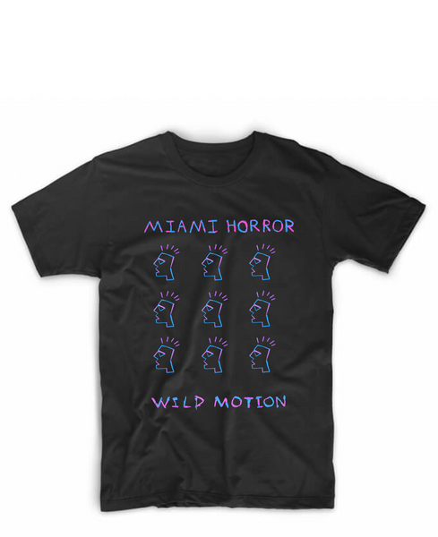 "Wild Motion ""Head"" Tee - Limited Edition"