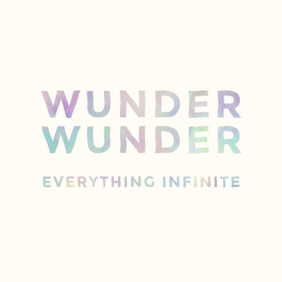 "WUNDER WUNDER - EVERYTHING INFINITE - 12"" VINYL LP"