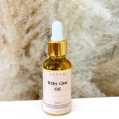 glowy skin oil
