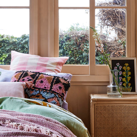 Magic happens by kip and co, kip and co, bedding, cushions, linen, throws, bedroom decor