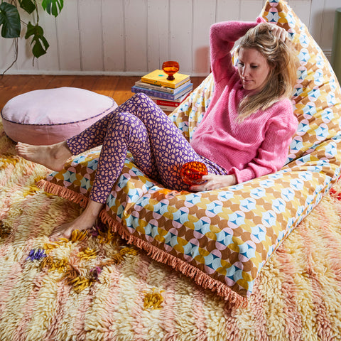camille by sage and clare, sage and clare, bean bag, bedding, cushions, pillows, rugs, homewares