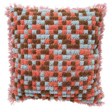 Kimberley Durie Shag Floor Cushion Cover - Kip & Co.