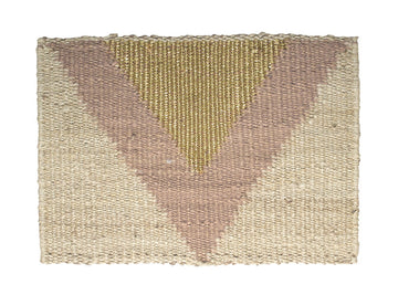 Arrow Doormat - Gold