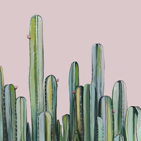 Cactus Field - Print - Kate Jarman