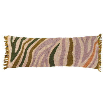 Duval Punch Needle Cushion - Sage & Clare