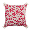Leopard Candy Print Pillow - Bonnie & Neil