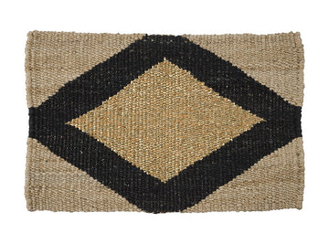 Gem Doormat - Gold