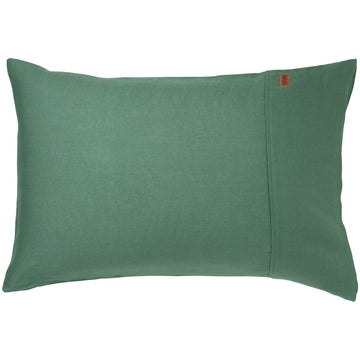 Agave Green Linen Pillowcase Set - Kip & Co.