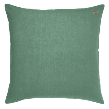 Agave Green Linen Euro Cover - Kip & Co.