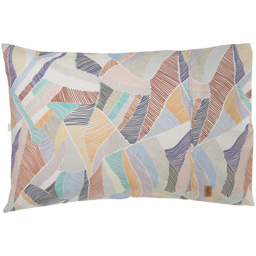 Boardwalk Sand Cotton Pillowcase Set - Kip & Co.