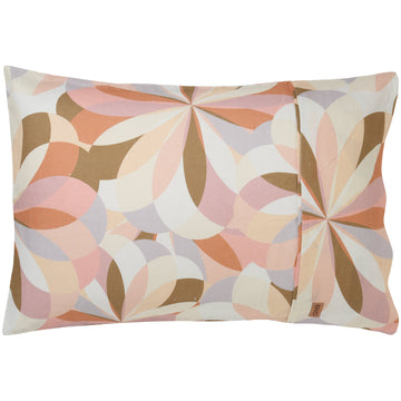 Kaleidoscope Linen Pillowcase Set - Kip & Co.