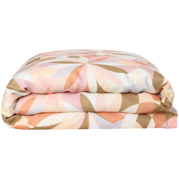 Kaleidoscope Linen Quilt Cover - Kip & Co.