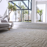 Rebel Weave Rug - Grey
