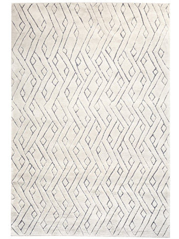 Rebel Weave Rug - Cream