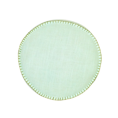 Suzette Shag Pillow - Lemon - Sage & Clare