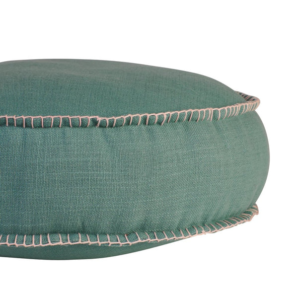 Rylie Round Cushion - Slate