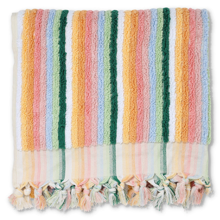 Stripes Bath Towel - Kip & Co.
