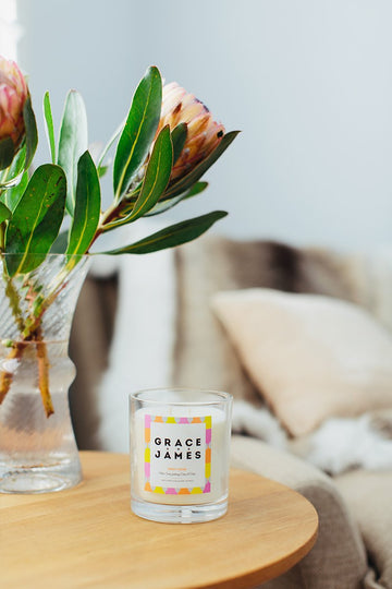 Spicy Pear Candle - Grace & James