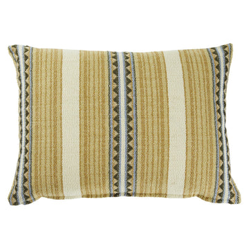 Toto Woven Cushion - Pear - Sage & Clare