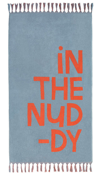 Nuddy Bath Towel - Castle & Things