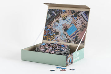 Waterpark 1000 Piece Puzzle