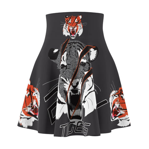 B.H. Tigers Women's Skater Skirt