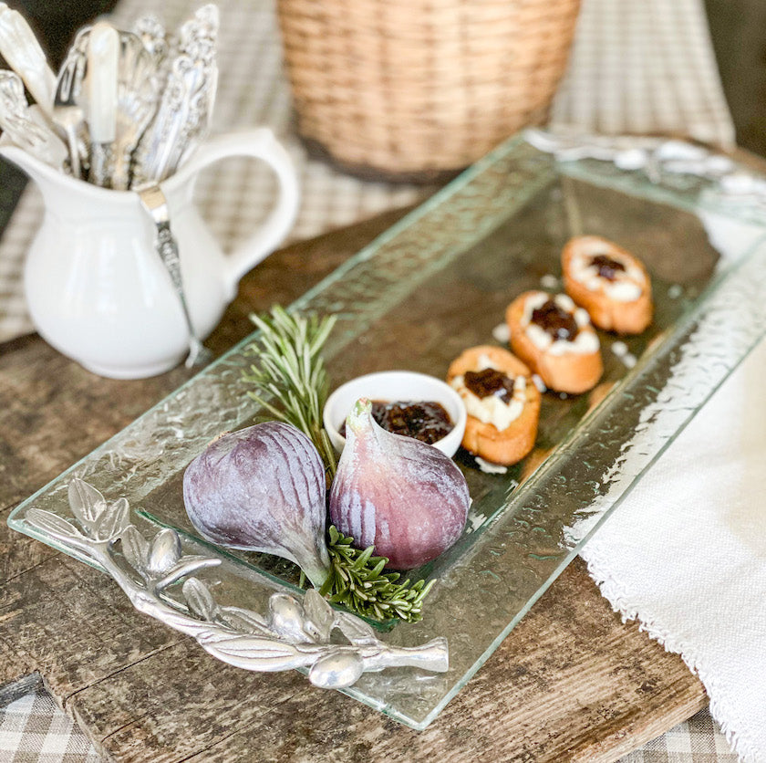 Fig crostini recipe