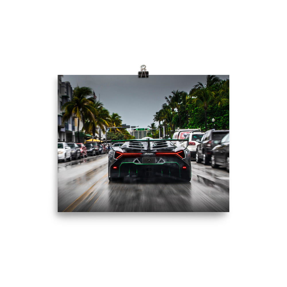 LamborghiniKS' Veneno - South Beach