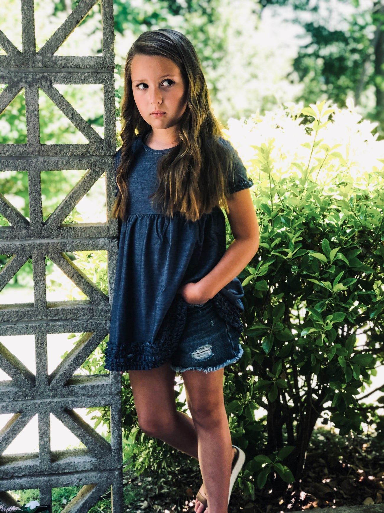 Laura Kids Tunic