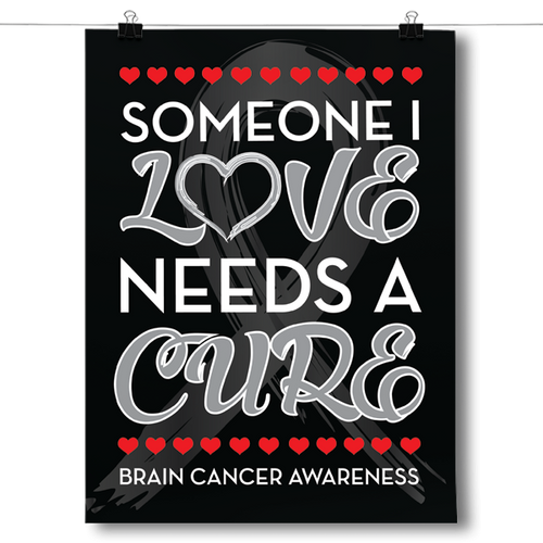 Someone I Love - Brain Cancer Awareness
