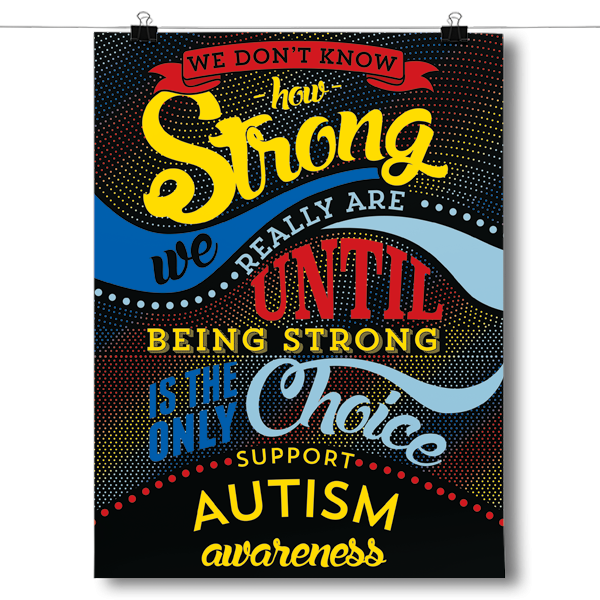 How Strong - Autism Awareness